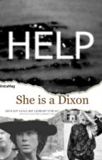 She is a Dixon (Carl Grimes) by -LaRusia-