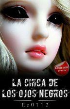 La Chica De Los Ojos Negros by WalterEz01