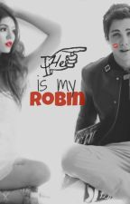 He is my Robin [Logan Lerman] by myspecialibrary