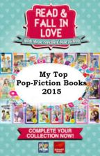 My Top Pop-fiction Books 2015 by DestinyCy730