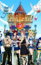 Fairy Tail Forever ( Natsu x Reader ) by LuckyCatCoin