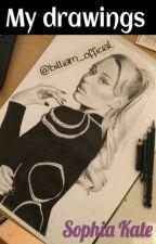 My drawings by Sophia-Kate