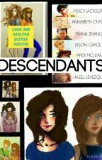 Descendants by Seaweed_story