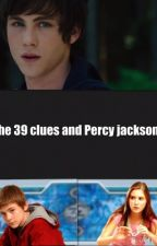 The 39 clues and Percy Jackson by xxXNico_Di_AngeloXxx