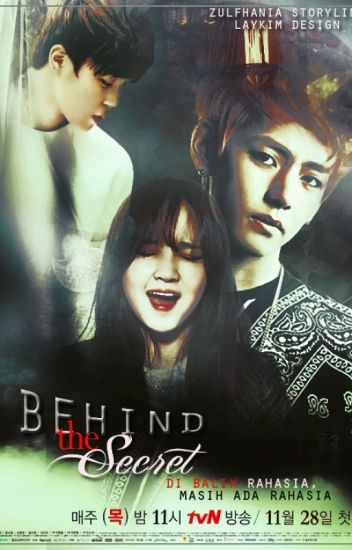 Behind The Secret [BTS Fanfic]