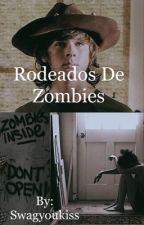 rodeados de zombies!(carl y tu) by swagyoukiss
