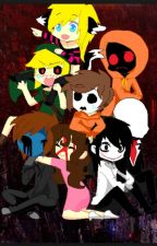Creepypasta x Reader: We're Comrades! by FaerrinyaKumajiree