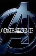 Avengers Preferences by anonymous_1016
