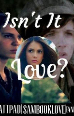 Isn't It Love || Peter Pan/Baelfire *Editing stopped