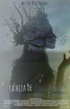 La Hija De Severus Snape by AzulBlack