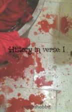 History in verse - A Collection of Poetry by romanhobbit