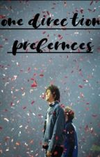 One Direction Preferences by NerdyNiall0943