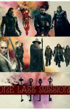 One Last Mission (Avengers X Reader X The hobbit) by AlexisELF