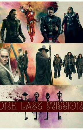 One Last Mission (Avengers X Reader X The hobbit) - Chapter 10 - Wattpad