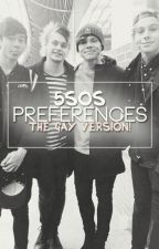 5SOS Preferences: The Gay Version! by aphrodisos
