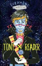 DHMIS Tony the talking clock × reader by stormsNOM