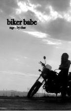 biker babe [mgc] by fivesecondsofgrande