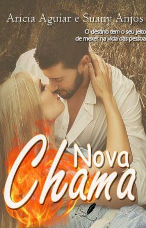 Nova Chama by AriciaSuany