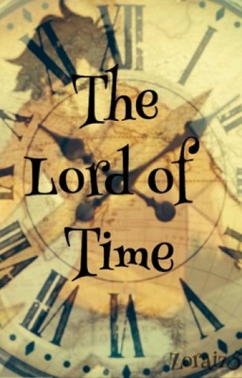 Percy jackson lord of time