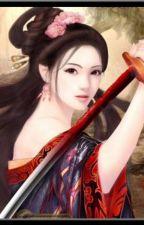 Geisha by Jademeadow2