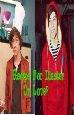 Recipe For Disaster Or Love? (Larry Stylinson AU One Shot) by CuddleMeLarry
