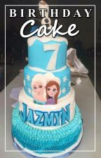 Birthday Cake ➸ j.b by guruzzle