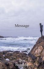 Message by heroldd