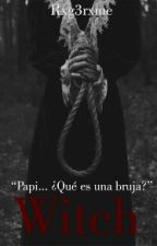Witch |Zalgo| by CreativeLetters