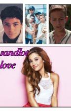sandlot love by danellyglacomba