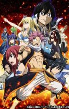 FAIRY TAIL: Openings & Endings by Jenny-chan_nwn