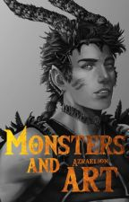 [ART BOOK] Monsters and ART II by Azraelion