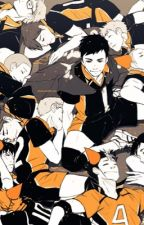 Haikyuu!! Oneshot Collection by Three-chan