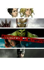Avengers of Olympus by Simply__Britt