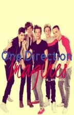 One Direction Imagines by sha_amztastic