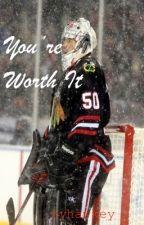 You're Worth It |C. Crawford by nyhawkey