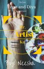 Mr. Artist ku by neeshaadlina_