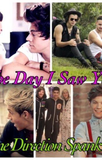 The Day I Saw You: One Direction Spank Fic