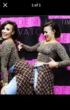 Fifty Shades of Neon Lights (Demi Lovato Imagines) by RedHeadSarah