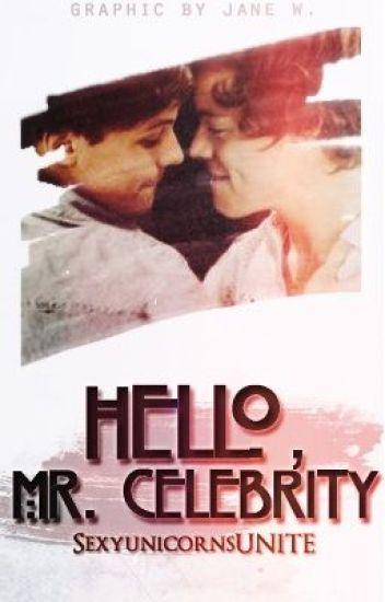 Hello, Mr. Celebrity (Larry Stylinson)
