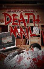 Death Mail by missprettychinita