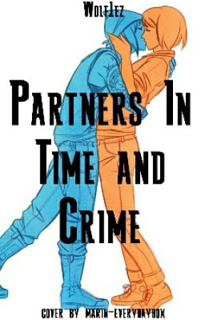Partner In Crime and Time by wolf1Ez