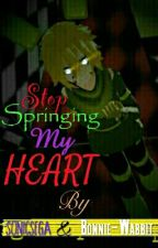 (DISCONTINUED) Stop Springing My Heart .: Human Springtrap X Reader :. by Ghostlyhood