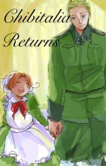 Chibitalia Returns [{Gerita}]