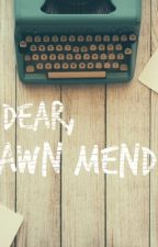 Dear,Shawn Mendes by malu-ke