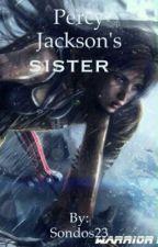 Percy Jackson's Sister by sondos23