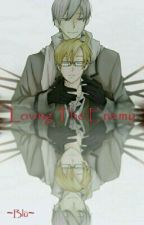 Loving The Enemy ( America x Russia ) by BluePhoenixFire