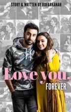 Love You by RDFarhanah