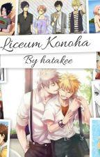 Liceum Konoha ✔ by hatakee