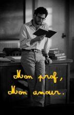 Mon prof, mon amour. by vempain