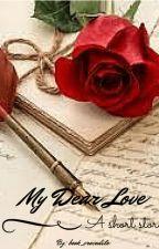 My Dear Love by book_crocodile